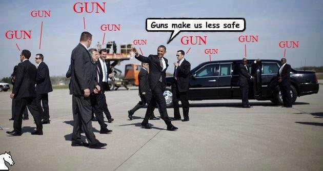 Guns make us less safe